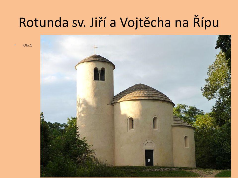 Rotunda sv. Jiří a Vojtěcha na Řípu