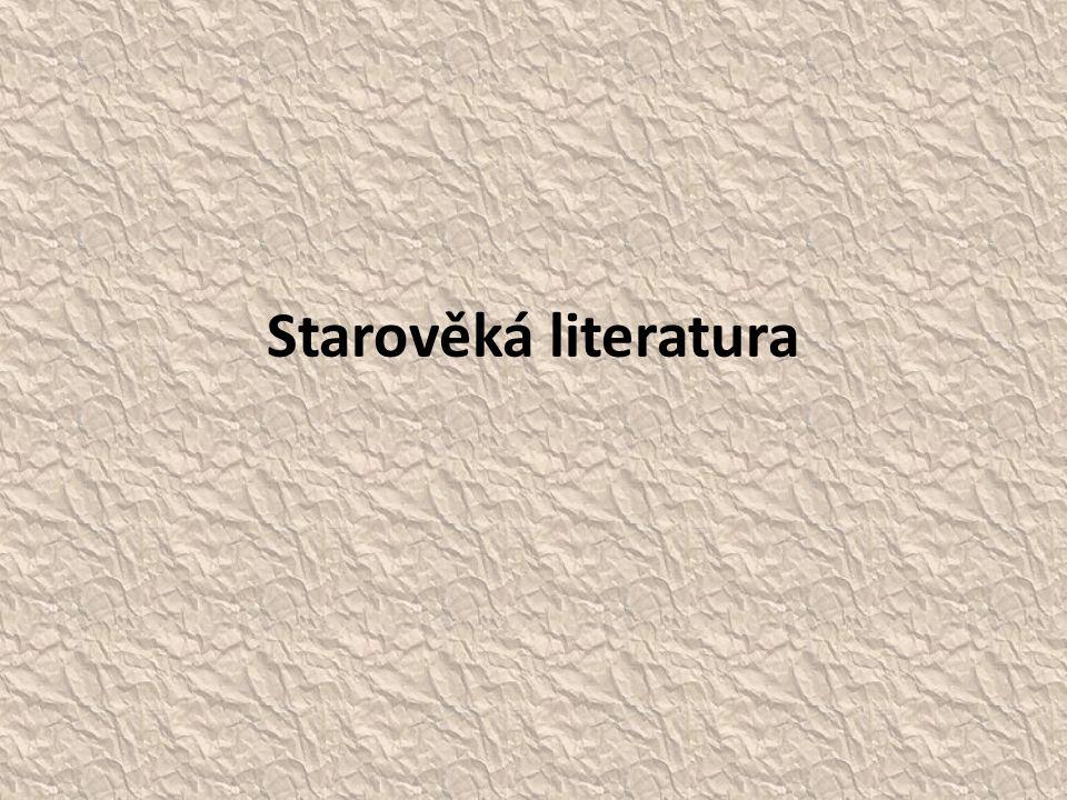 Starověká literatura