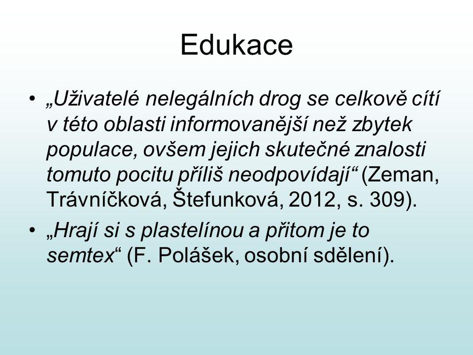 Edukace