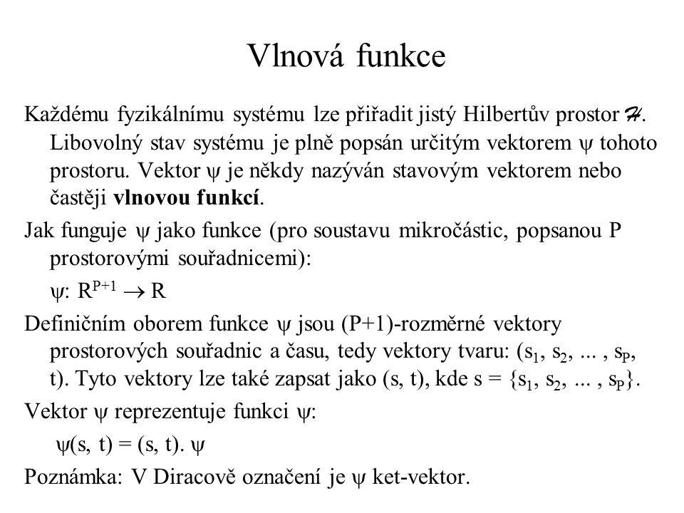 Vlnová funkce