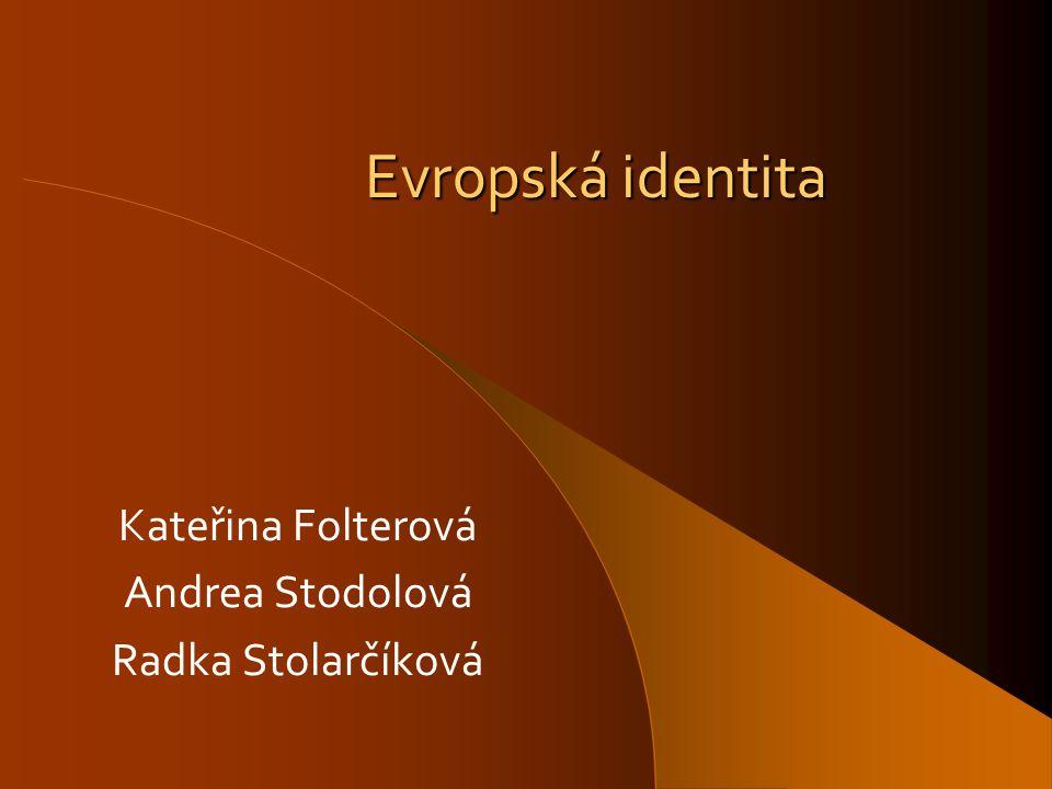 Kateřina Folterová Andrea Stodolová Radka Stolarčíková