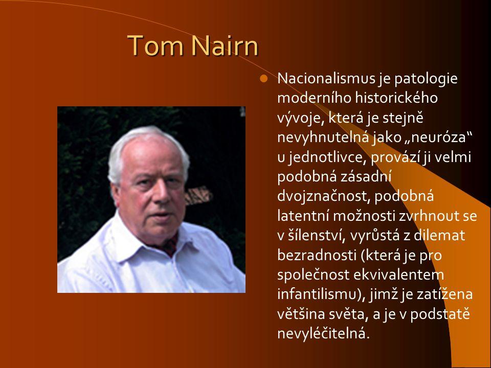 Tom Nairn