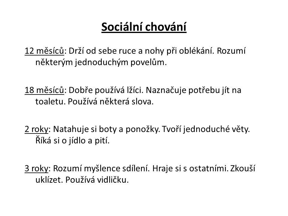 Sociální chování