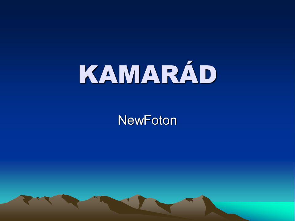 KAMARÁD NewFoton