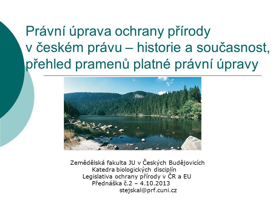 Zemědělská fakulta JU v Českých Budějovicích