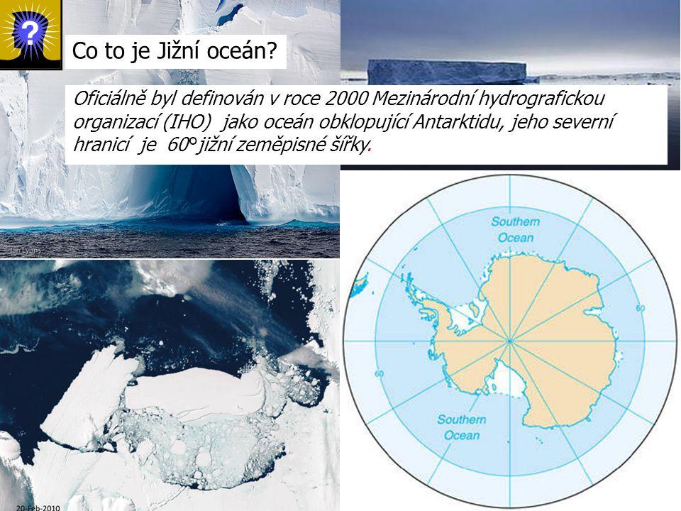 Co to je Jižní oceán