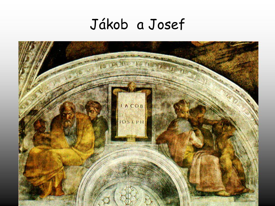 Jákob a Josef