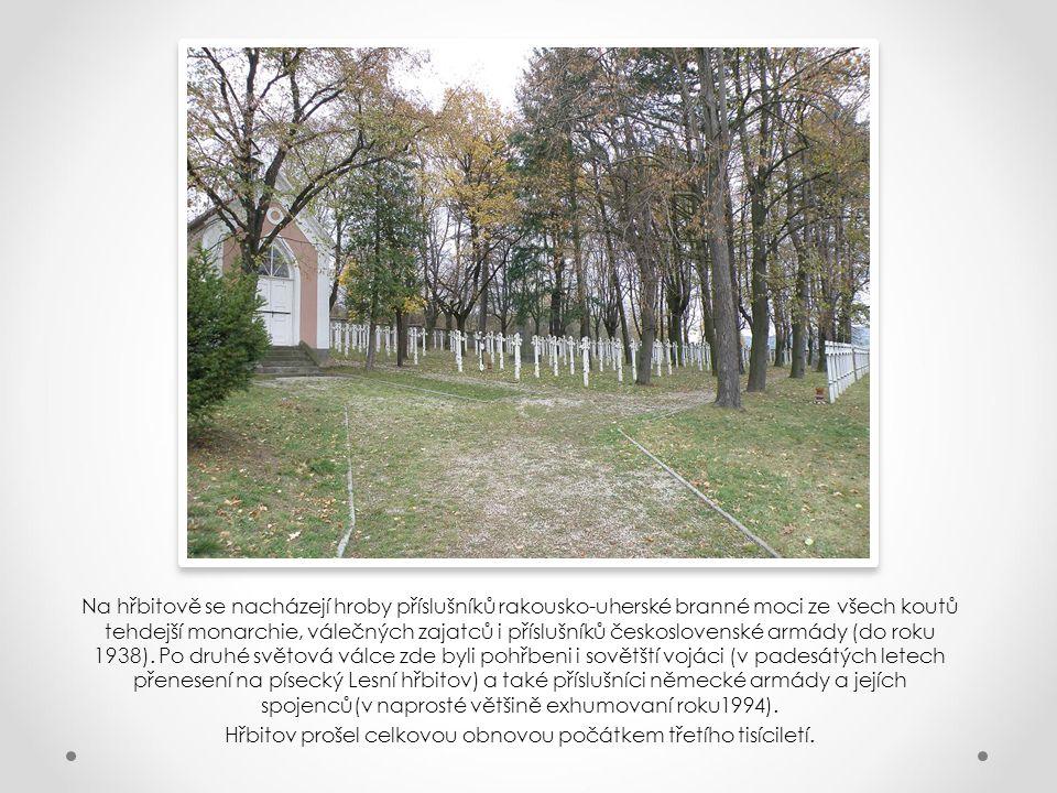 Hřbitov prošel celkovou obnovou počátkem třetího tisíciletí.