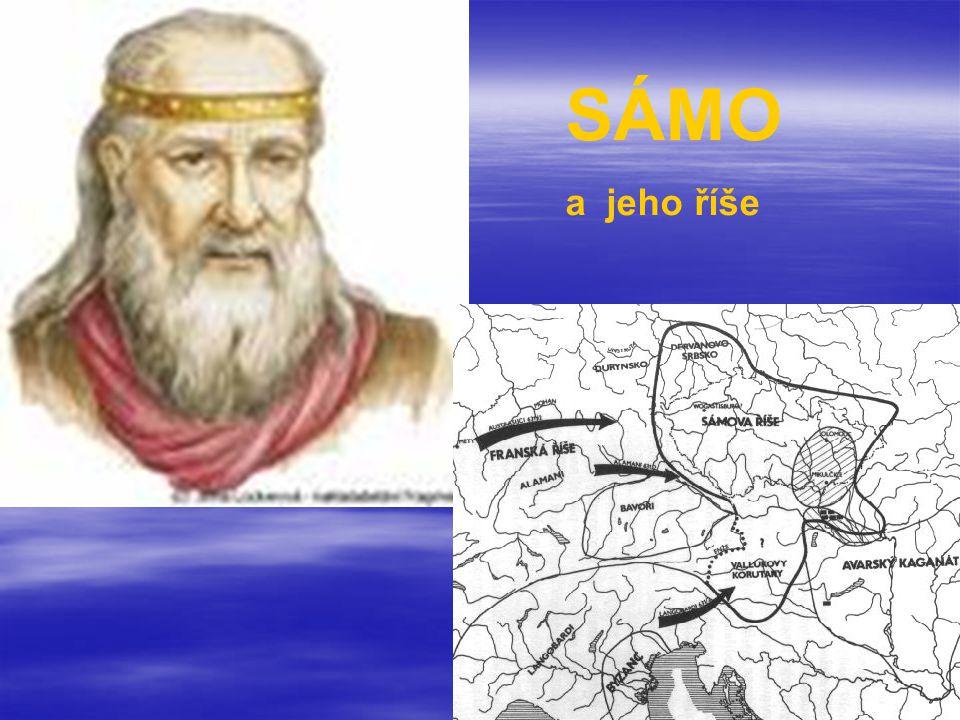 SÁMO a jeho říše