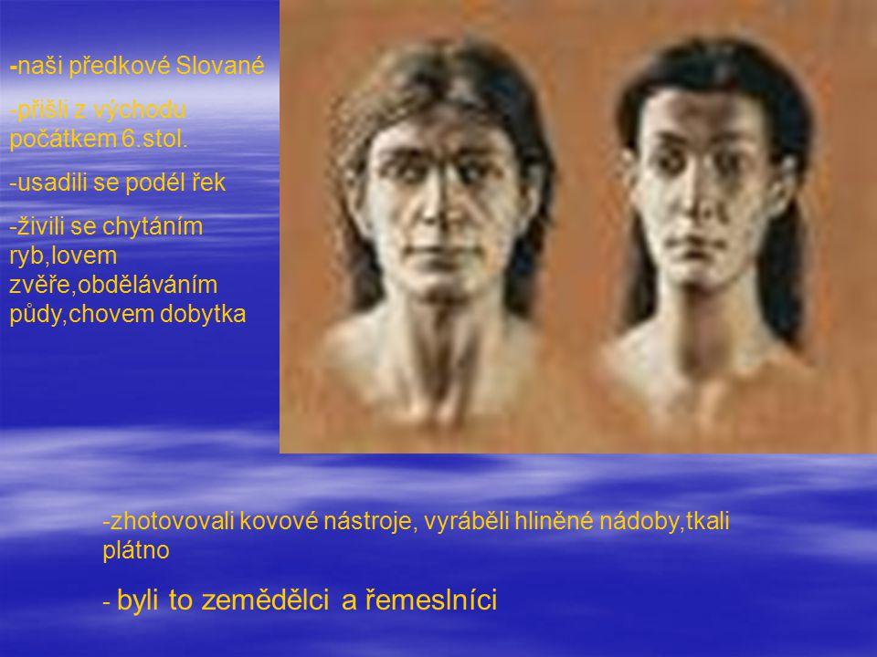 -naši předkové Slované
