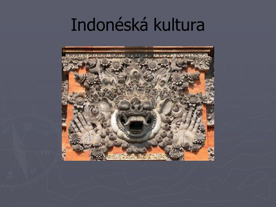 Indonéská kultura