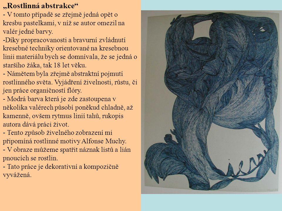 """Rostlinná abstrakce"