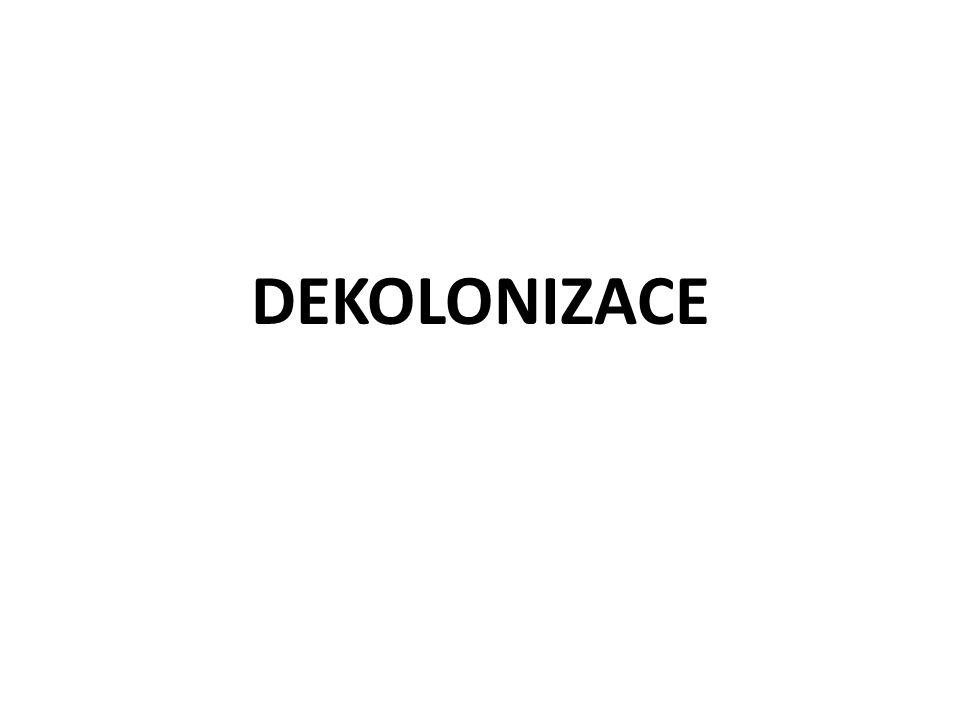 DEKOLONIZACE