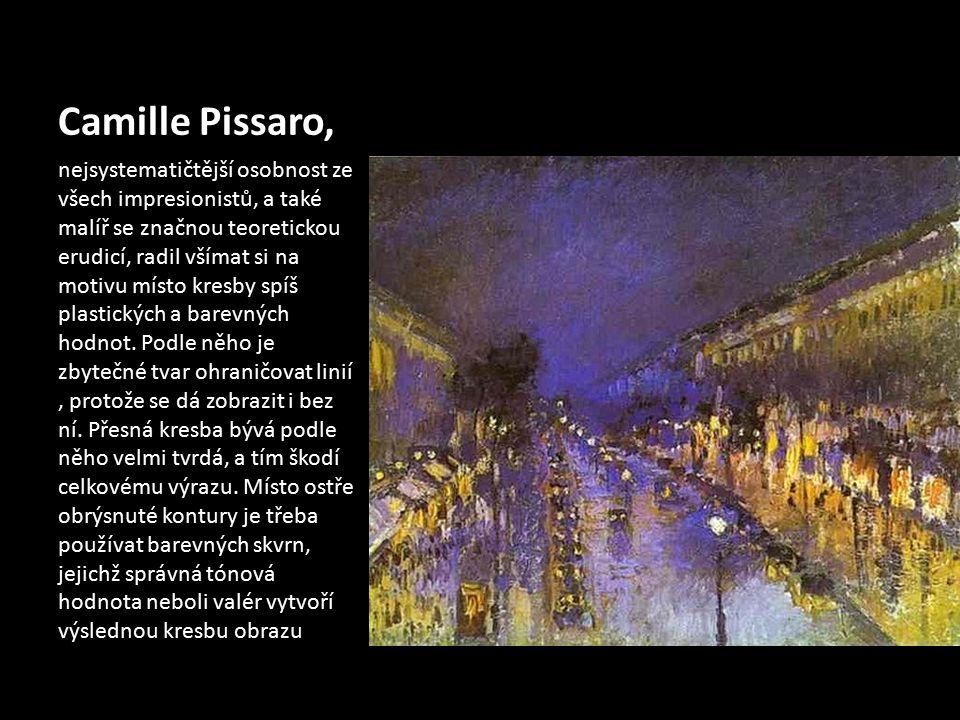 Camille Pissaro,