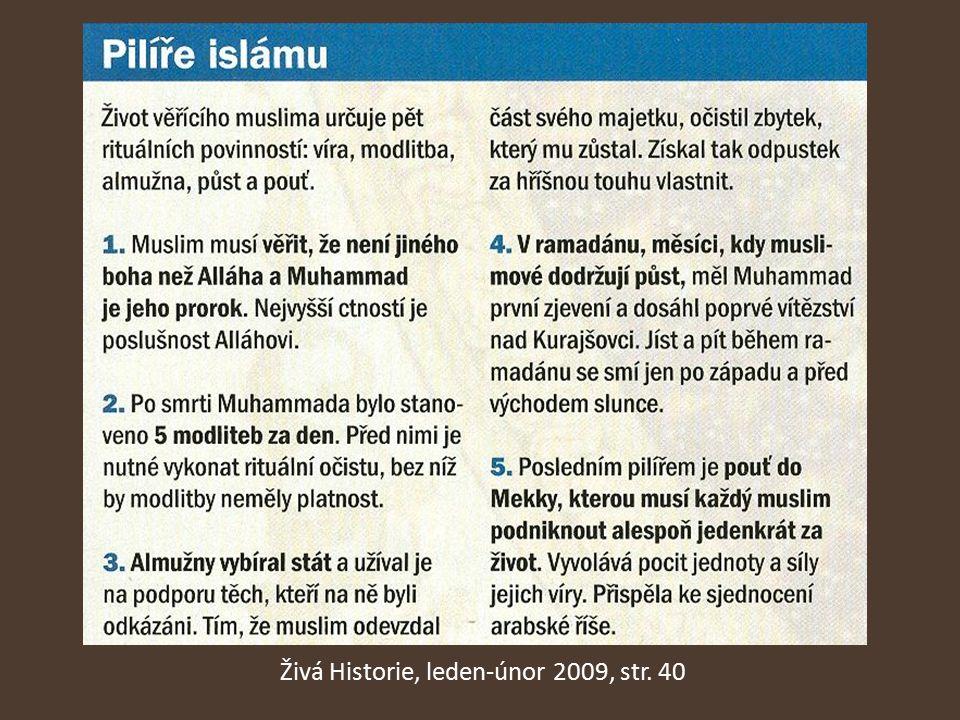 Živá Historie, leden-únor 2009, str. 40