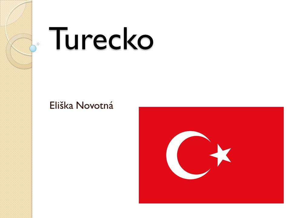 Turecko Eliška Novotná