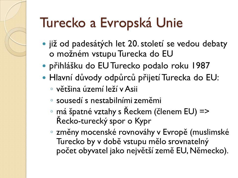 Turecko a Evropská Unie