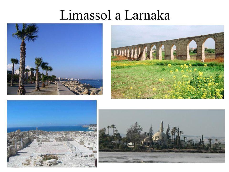 Limassol a Larnaka