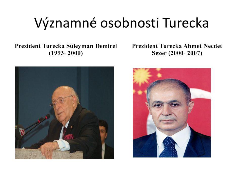 Významné osobnosti Turecka