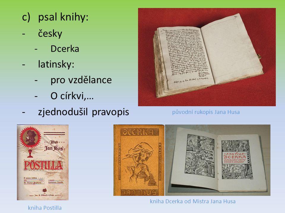 psal knihy: česky latinsky: pro vzdělance O církvi,…