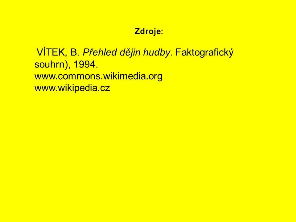 www.commons.wikimedia.org www.wikipedia.cz Zdroje:
