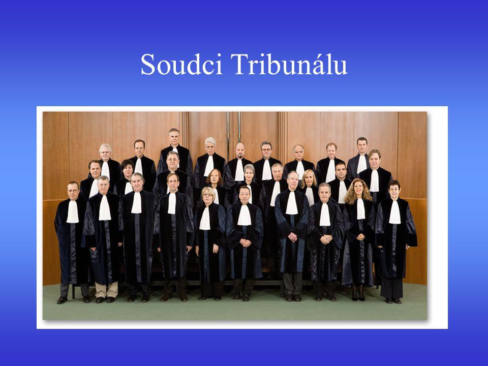 Soudci Tribunálu 20