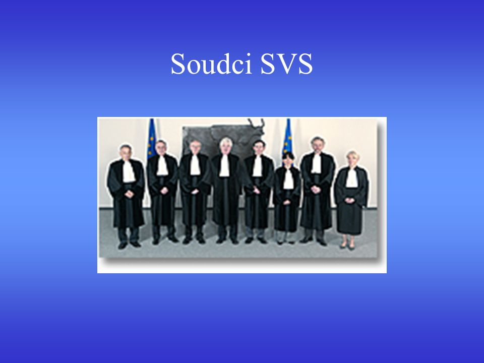Soudci SVS