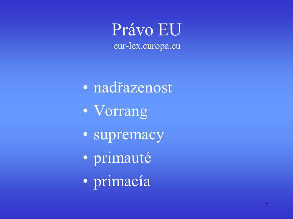 Právo EU eur-lex.europa.eu