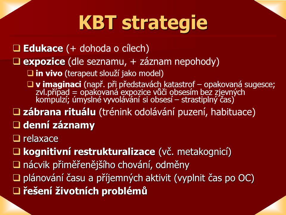 KBT strategie Edukace (+ dohoda o cílech)