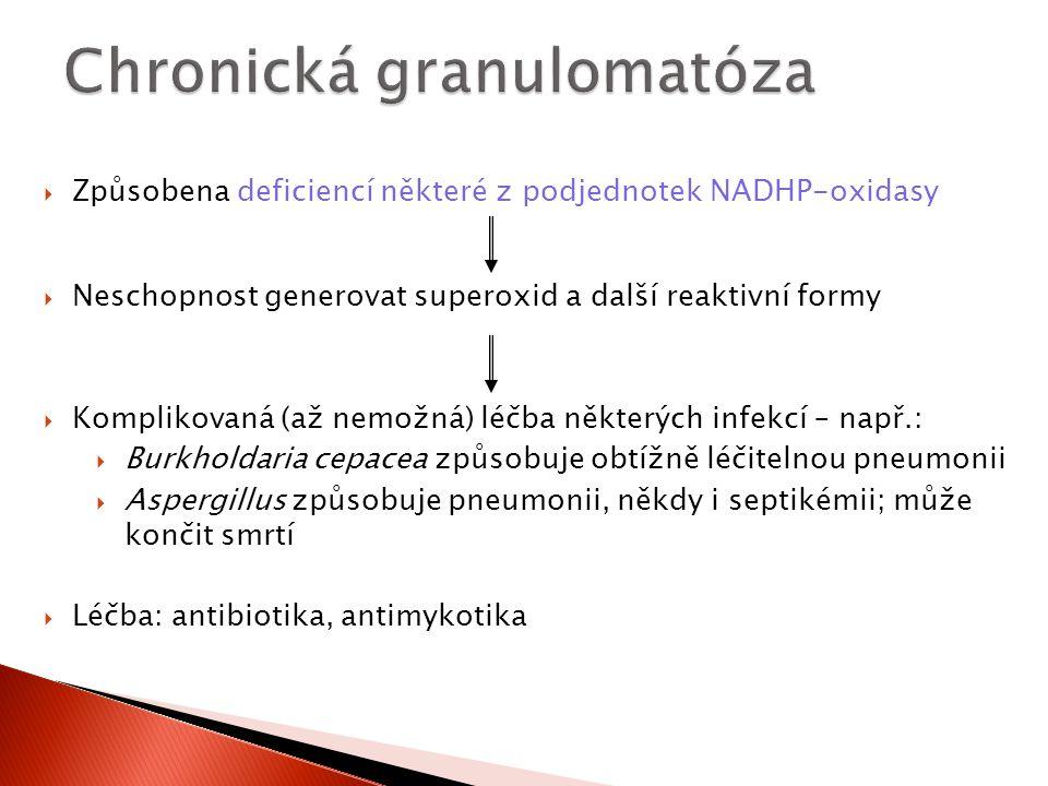 Chronická granulomatóza