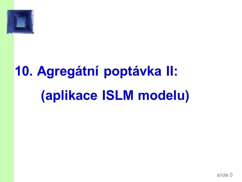 Kontext Ppt 9a zavedla model AD-AS.