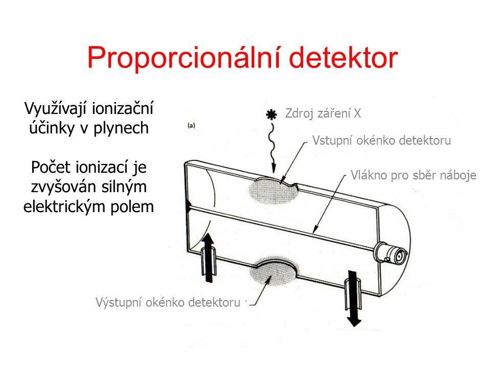 Proporcionální detektor