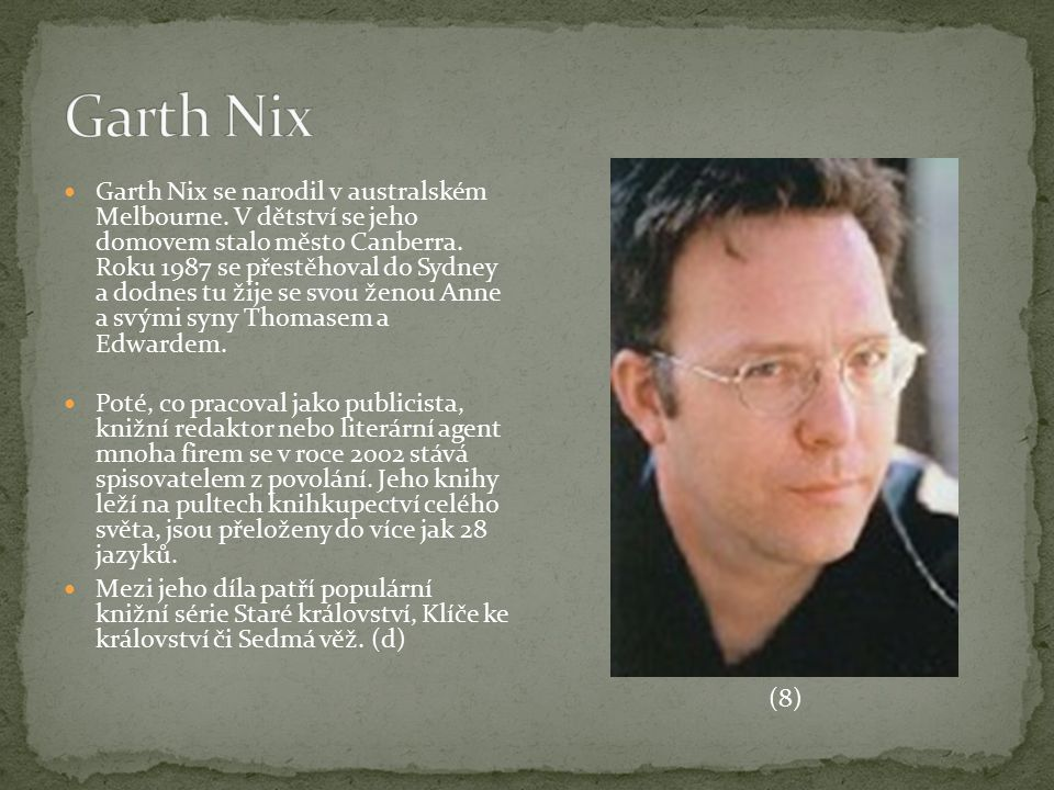 Garth Nix