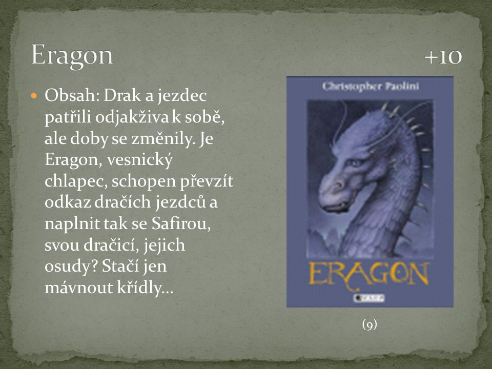 Eragon +10