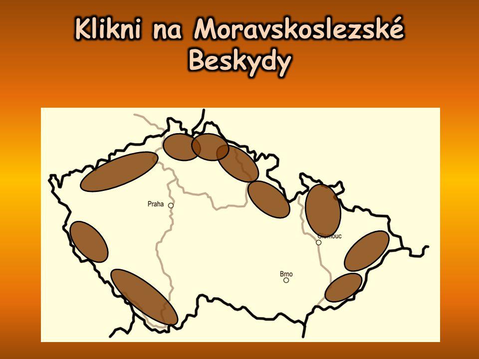 Klikni na Moravskoslezské Beskydy