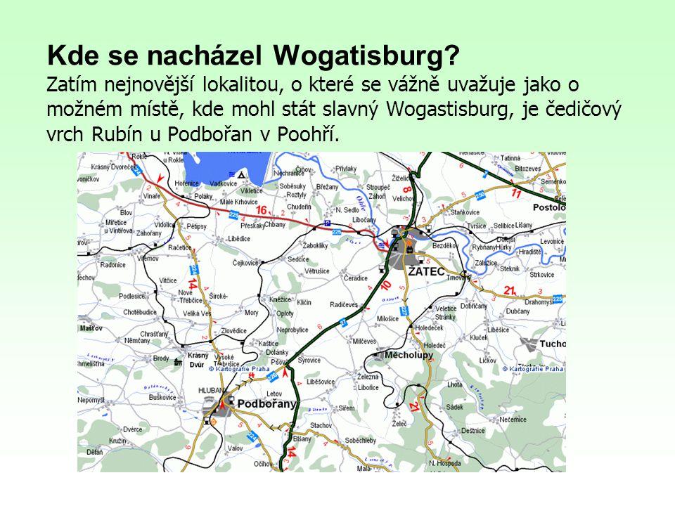 Kde se nacházel Wogatisburg