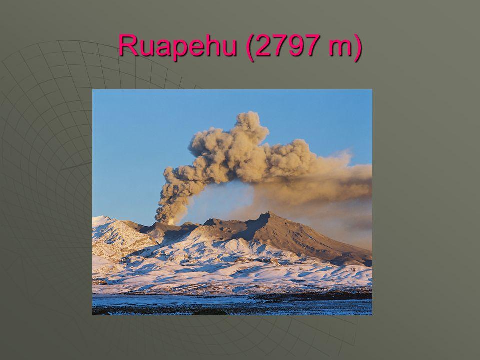 Ruapehu (2797 m)