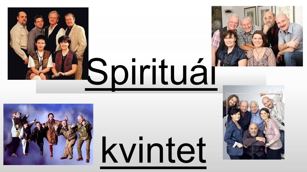 kvintet Spirituál