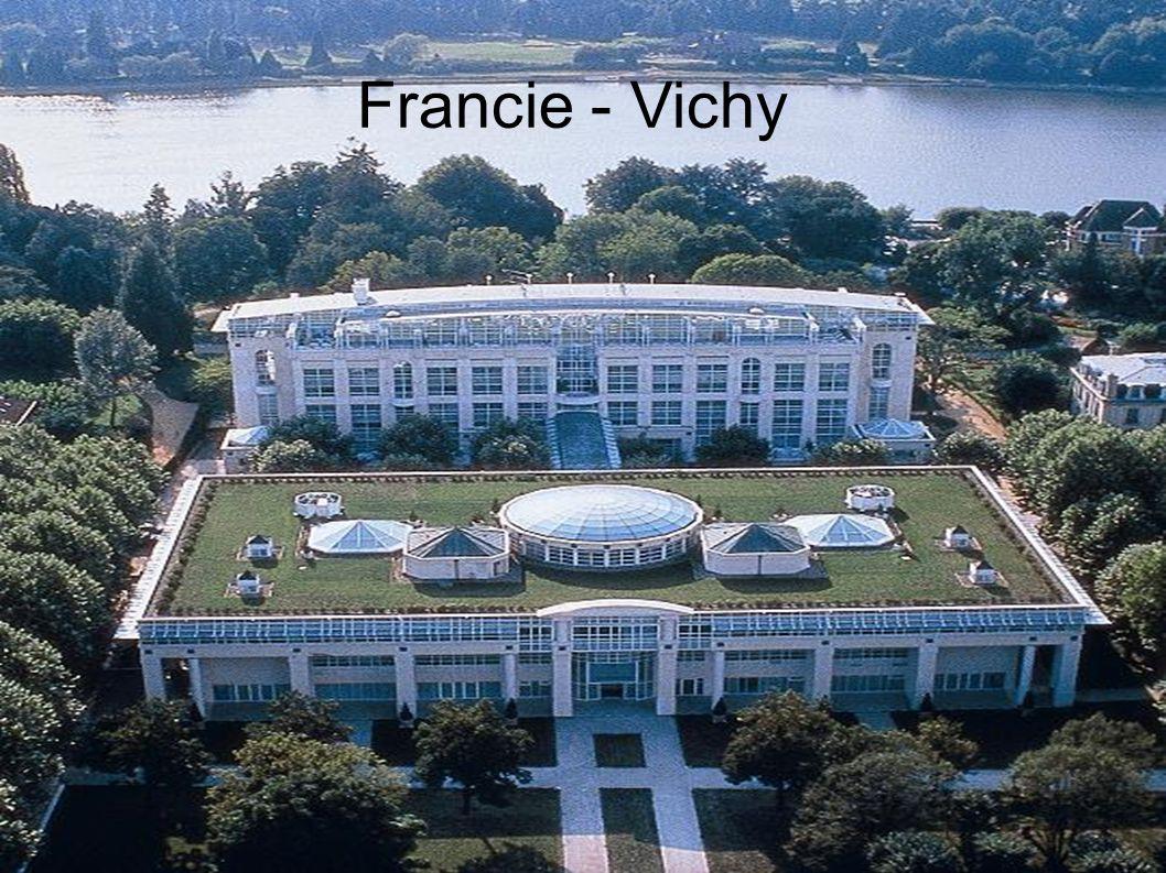 Francie - Vichy