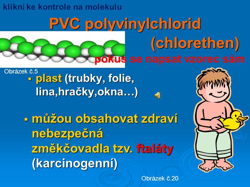 PVC polyvinylchlorid (chlorethen)