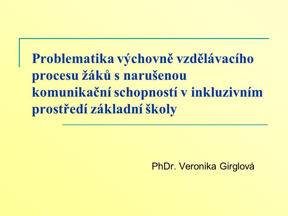 PhDr. Veronika Girglová