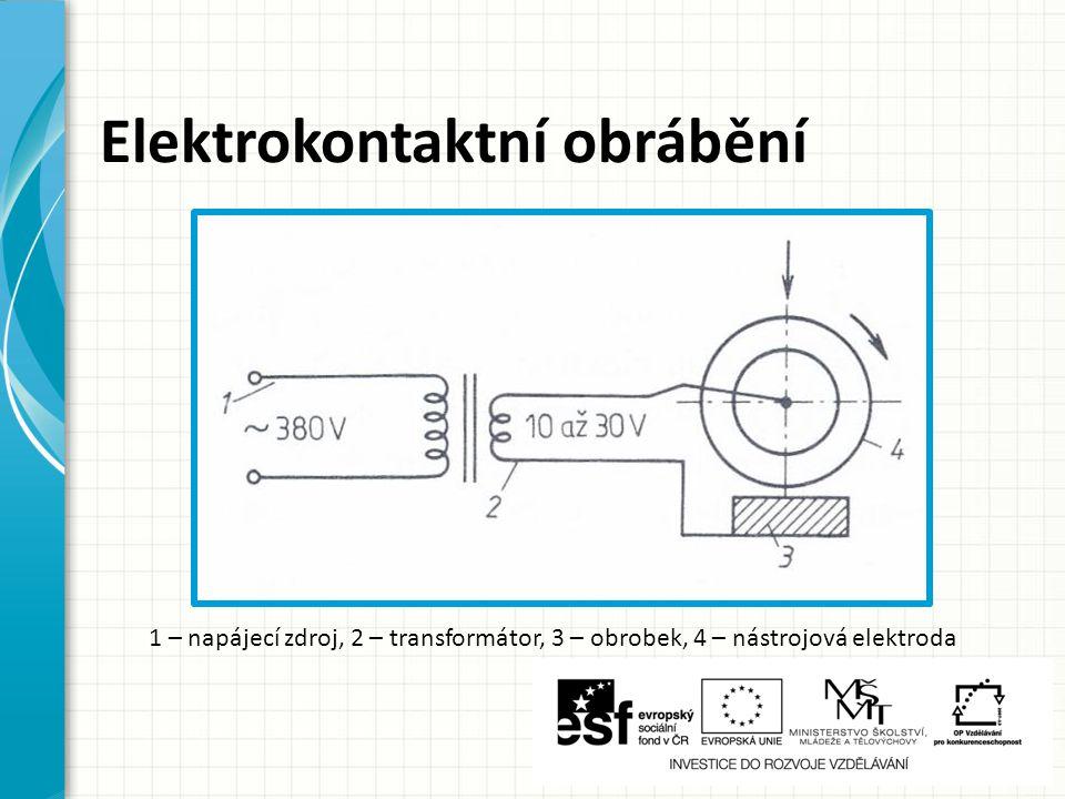 Elektrokontaktní obrábění