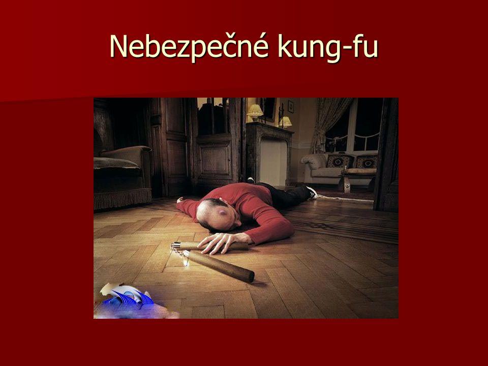 Nebezpečné kung-fu