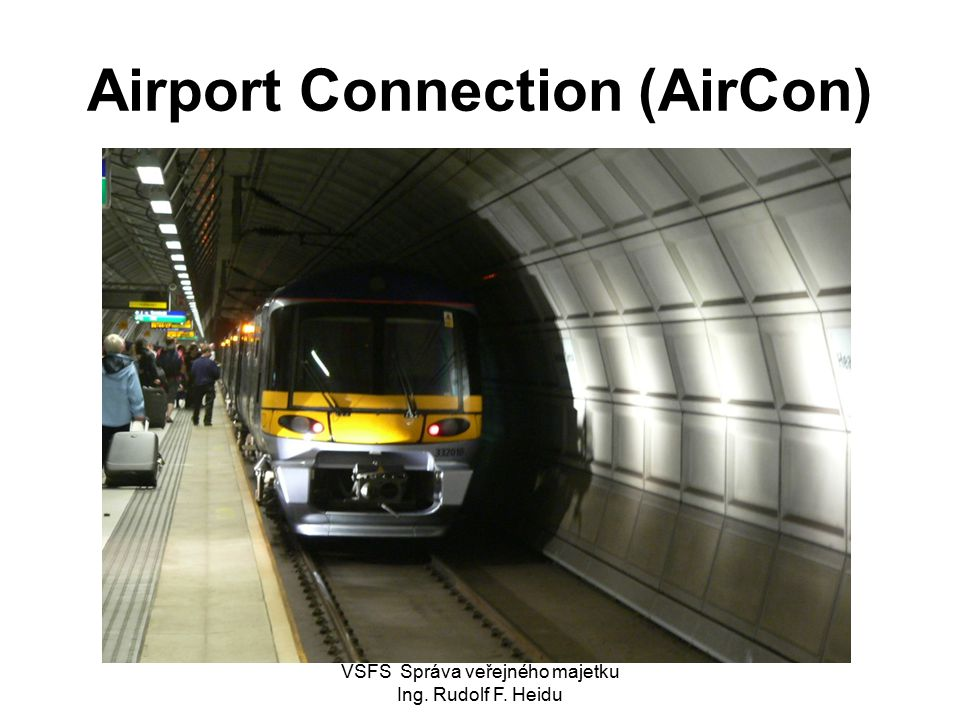 Airport Connection (AirCon)