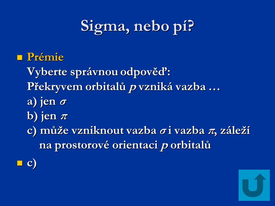 Sigma, nebo pí