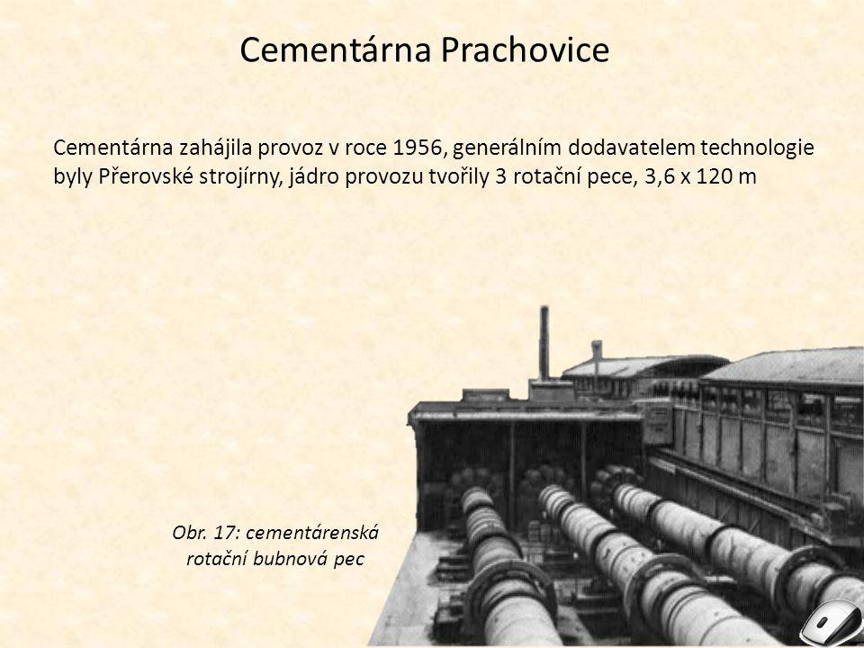 Cementárna Prachovice