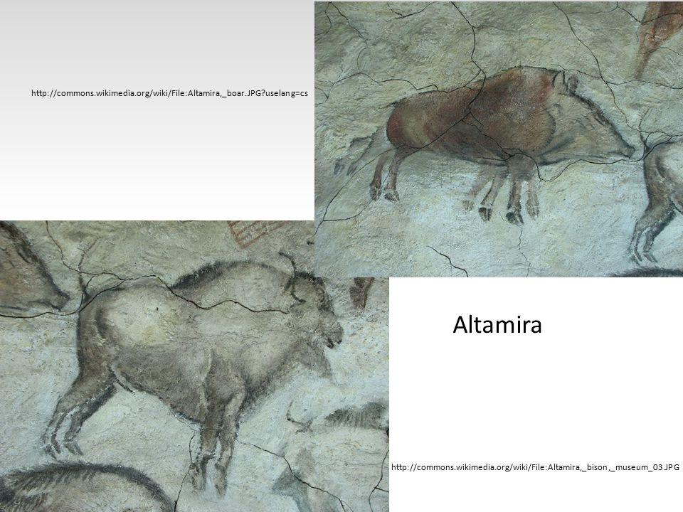 http://commons. wikimedia. org/wiki/File:Altamira,_boar. JPG