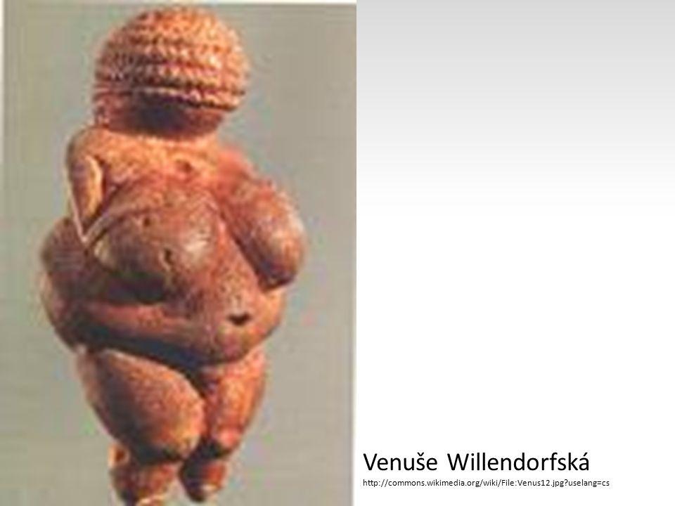 Venuše Willendorfská http://commons.wikimedia.org/wiki/File:Venus12.jpg uselang=cs
