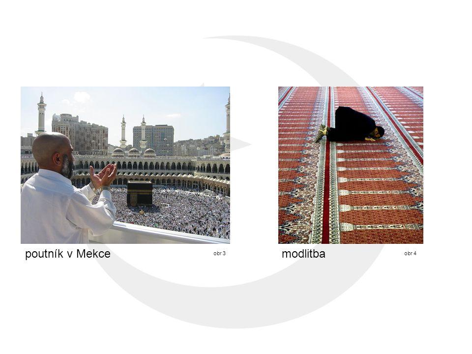 poutník v Mekce modlitba obr 3 obr 4