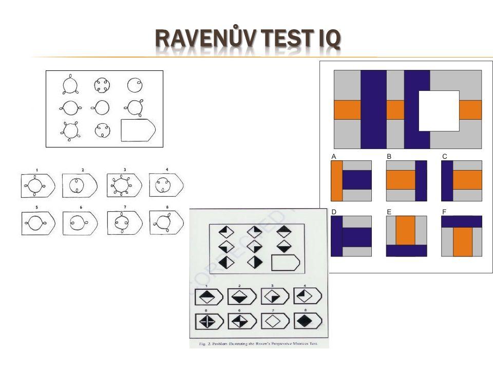 Ravenův test IQ